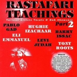 Rastafari Teachings Part 2 (Various Artists) 12track CD