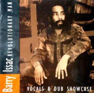 Revolutionary Man – Barry Issac 12 track CD