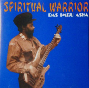 SPIRITUAL WARRIOR RAS IMRU ASHA 14 track CD