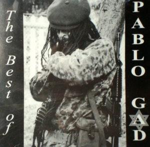 Best of Pablo Gad 8 track CD Vocals & Dubs