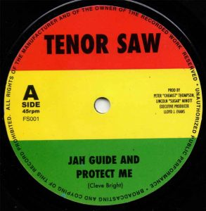 Jah Guide And Protect Me   Tenor Saw