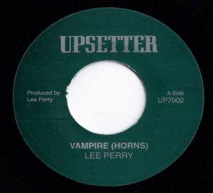 Vampire Horns    Lee Perry